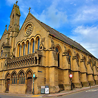 Holy Trinity Church in Bath, England<br />