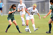 FIU Women's Soccer vs Stetson (Aug 17 2012)