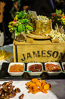 Ireland - Cheese tasting and food at Jameson Distillery