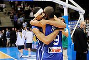 DESCRIZIONE : Equipe de France Homme Euro Lituanie a Siauliai 2011<br /> GIOCATORE : Batum Nicolas Parker Tony<br /> SQUADRA : France Homme <br /> EVENTO : Euro Lituanie 2011<br /> GARA : France Serbie<br /> DATA : 05/09/2011<br /> CATEGORIA : Basketball France Homme<br /> SPORT : Basketball<br /> AUTORE : JF Molliere FFBB FIBA<br /> Galleria : France Basket 2010-2011 Action<br /> Fotonotizia : Equipe de France Homme <br /> Euro Lituanie 2011 a Siauliai <br /> Predefinita :