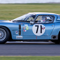 #34, Bizzarrini 5300 GT, Roger Wills, Silverstone Classic 2016, Silverstone Circuit, England. U.K.