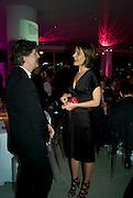 DEYAN SUDJIC; SAFFRON ALDRIDGE, brit Insurance Design Awards 2009. Design Museum. London. 18 March 2009. *** Local Caption *** -DO NOT ARCHIVE-© Copyright Photograph by Dafydd Jones. 248 Clapham Rd. London SW9 0PZ. Tel 0207 820 0771. www.dafjones.com.<br /> DEYAN SUDJIC; SAFFRON ALDRIDGE, brit Insurance Design Awards 2009. Design Museum. London. 18 March 2009.