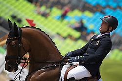 Jung Michael, GER, La Biosthetique Sam FBW<br /> Olympic Games Rio 2016<br /> © Hippo Foto - Dirk Caremans<br /> 09/08/16