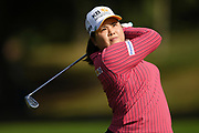 Inbee Park (Kor) competes during the Rolex Pro-Am of LPGA Evian Championship 2018, Day 3, at Evian Resort Golf Club, in Evian-Les-Bains, France, on September 12, 2018, Photo Philippe Millereau / KMSP / ProSportsImages / DPPI
