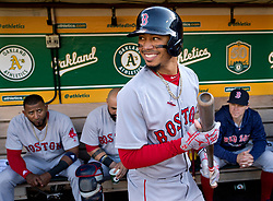 Mookie Betts, 2018