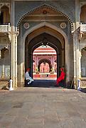 City Palace, Jaipur, India.