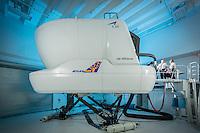 corporate facilities and equipment, location, Boeing 777 Flight Simulator, Atlas Air Worldwide training facility, Miami, Florida