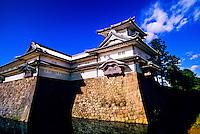 Kanazaka-Jo (castle), Kanazawa, Japan
