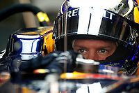 MOTORSPORT - F1 2011 - CHINA GRAND PRIX - SHANGHAI (CHN) - 14 TO 17/04/2011 - PHOTO : FRANCOIS FLAMAND / DPPI - <br /> VETTEL SEBASTIEN (GER) - RED BULL RENAULT RB7 - AMBIANCE PORTRAIT