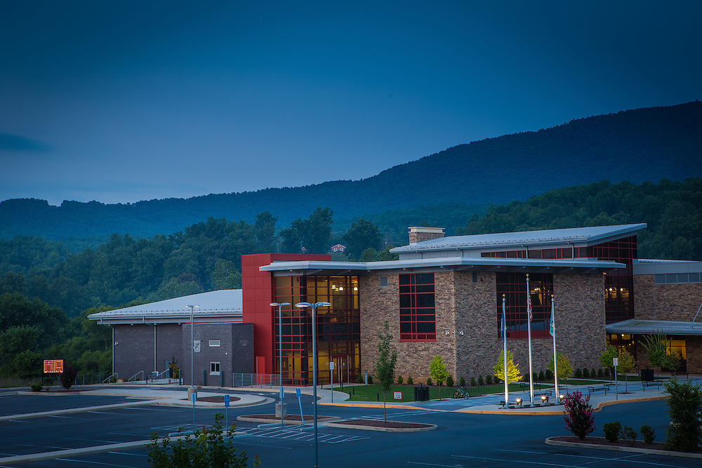 Roanoke County Library
