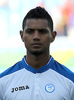 Fifa Men´s Tournament - Olympic Games Rio 2016 - <br /> Honduras National Team -  <br /> Brayan GARCIA