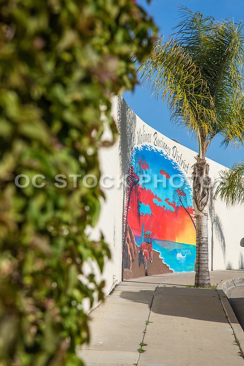 Los Molinos Business District San Clemente