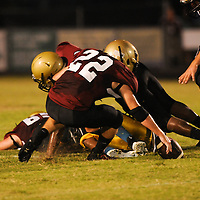 Ashley High School hosted Fairmont High School in football Friday September 5, 2014 in Wilmington, N.C. (Jason A. Frizzelle)