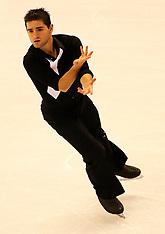 2008 Skate Canada -- Men's singles