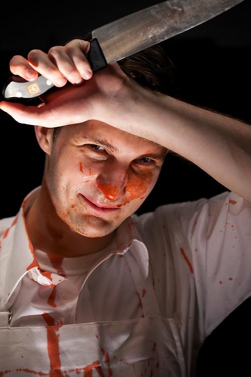 Alex, The Butcher. Chloe - Cody Vandenberg
