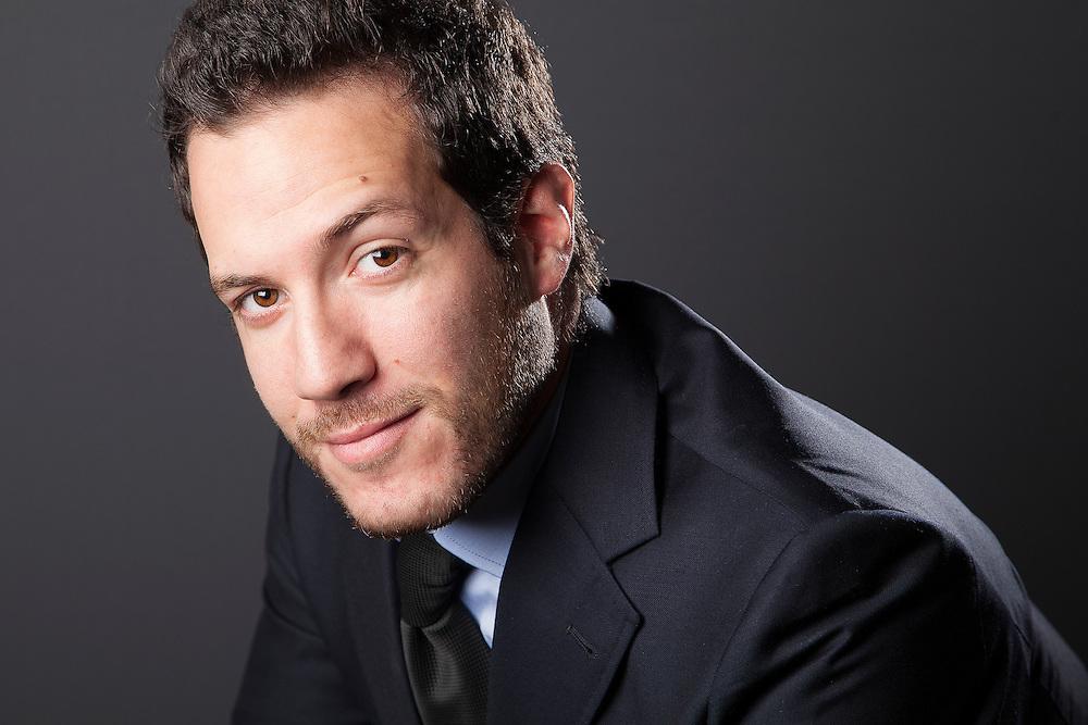 head shot of Valerio Russo