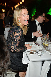 MARISA HERMER at the PAD London 2015 VIP evening held in the PAD Pavilion, Berkeley Square, London on 12th October 2015.