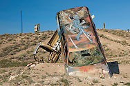 USA,Nevada,Mineral County, Goldfield,carforest