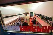 Vienna, Austria. Kiang Winebar.