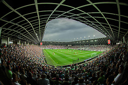 Stadium during the EURO 2016 Qualifier Group E match between Slovenia and England at SRC Stozice on June 14, 2015 in Ljubljana, Slovenia. Photo by Vid Ponikvar / Sportida