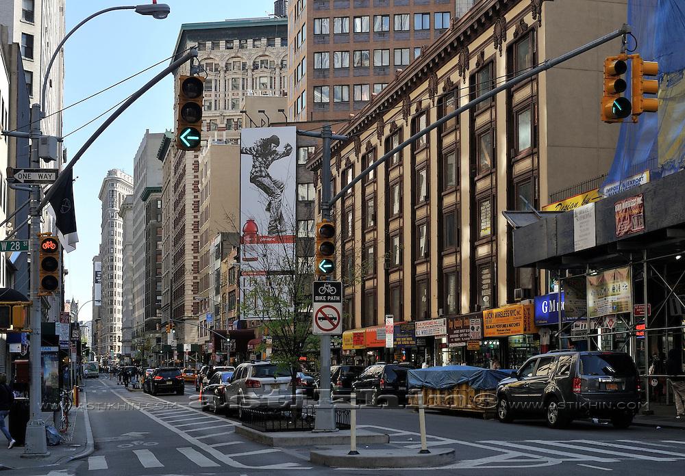 Broadway Street, Manhattan.