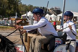 Exell Boyd, AUS, Carlos, Celviro, Checkmate, Daphne<br /> Tryon - FEI World Equestrian Games™ 2018<br /> Fahren Teilprüfung Marathon Team- und Einzelwertung<br /> 22. September 2018<br /> © www.sportfotos-lafrentz.de/Dirk Caremans