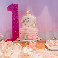 Tala's 1st Birthday