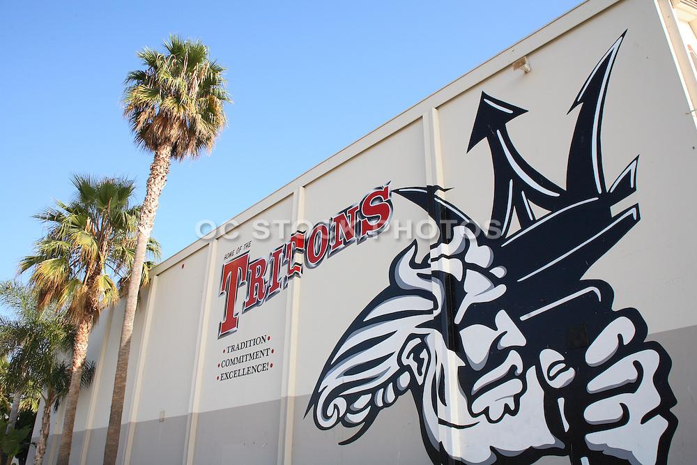 San Clemente High School Gym