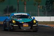 #28 Dempsey Racing Porsche 911 GT America: Rolf Ineichen, Christian Engelhart, Franz Konrad
