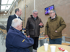 Rural Secretary Fergus Ewing meets farmers at cattle sales ahead of Brexit, Stirling, 20 March 2019