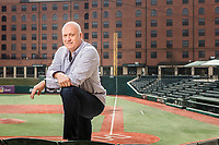 Cal Ripken, Jr., is pictured at the Cal Sr.'s Yard, which is located at The Ripken Experience facility in Aberdeen, Md., on Wednesday, February 22, 2017. CREDIT: Ryan Donnell for The Wall Street Journal HOUSECALL-Ripken Cal Ripken, Jr., pictured at The Ripken Experience Aberdeen in Aberdeen Maryland on February 22, 2017. Photo by Ryan Donnell