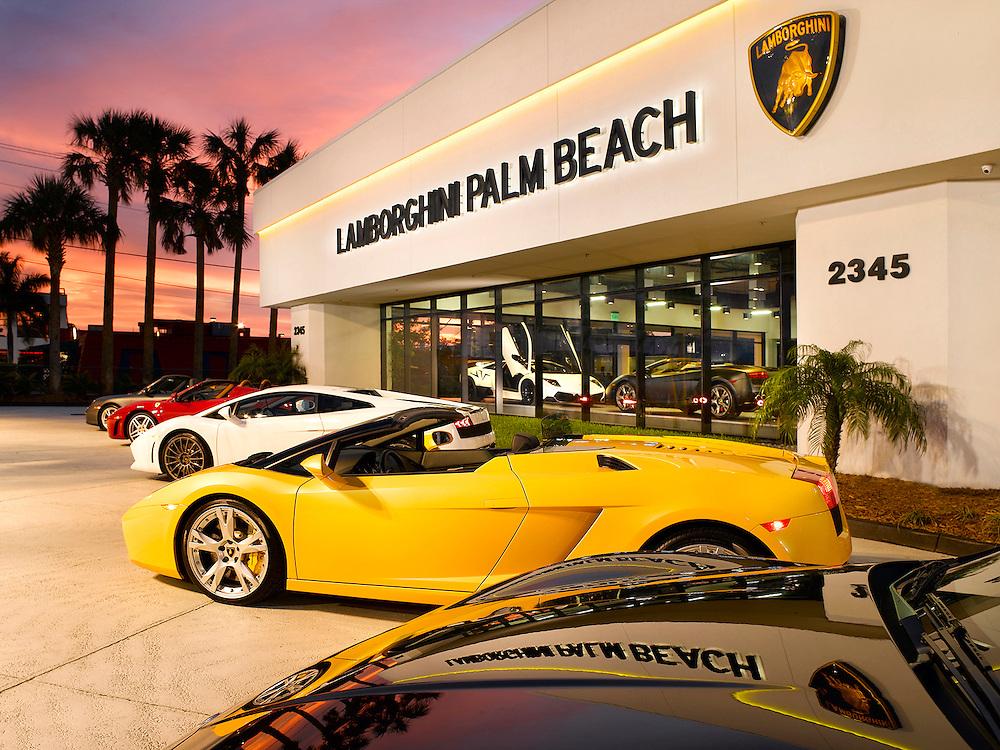 Lamborghini dealership West Palm Beach