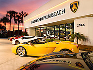Lamborghini dealership West Palm Beach