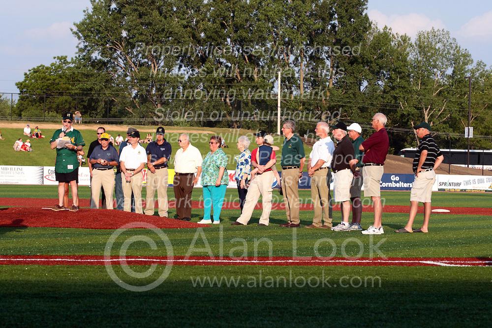 e4a50c23c2de5 1 June 2010  Pre-game ceremonies dedicate the Corn Crib and honor those  involved.