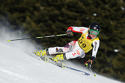 02.02.2011, Nici Hang, Lachtal, AUT, FIS Junioren Riesentorlauf, Men, im Bild // Stephan Zuckerstaetter (AUT) // during the men giant slalom race at the FIS Junior races in Lachtal, EXPA Pictures © 2011, PhotoCredit: EXPA/ S. Zangrando