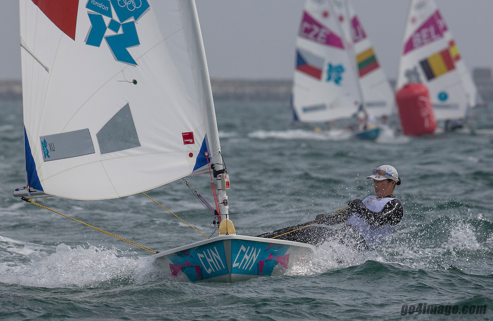 Laser Radial	CHN	Xu Lijia<br /> <br /> 2012 Olympic Games <br /> London / Weymouth