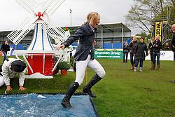 Van den Brink Stefanie<br /> Nederlands Kampioenschap Springen CH Mierlo 2010<br /> © Hippo Foto - Dirk Caremans