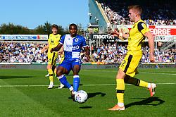Victor Adeboyejo of Bristol Rovers - Mandatory by-line: Dougie Allward/JMP - 24/08/2019 - FOOTBALL - Memorial Stadium - Bristol, England - Bristol Rovers v Oxford United - Sky Bet League One