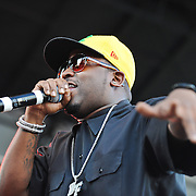 Big Boi of Outkast performs during Day 3 of the Pitchfork Music Festival in Chicago, IL.