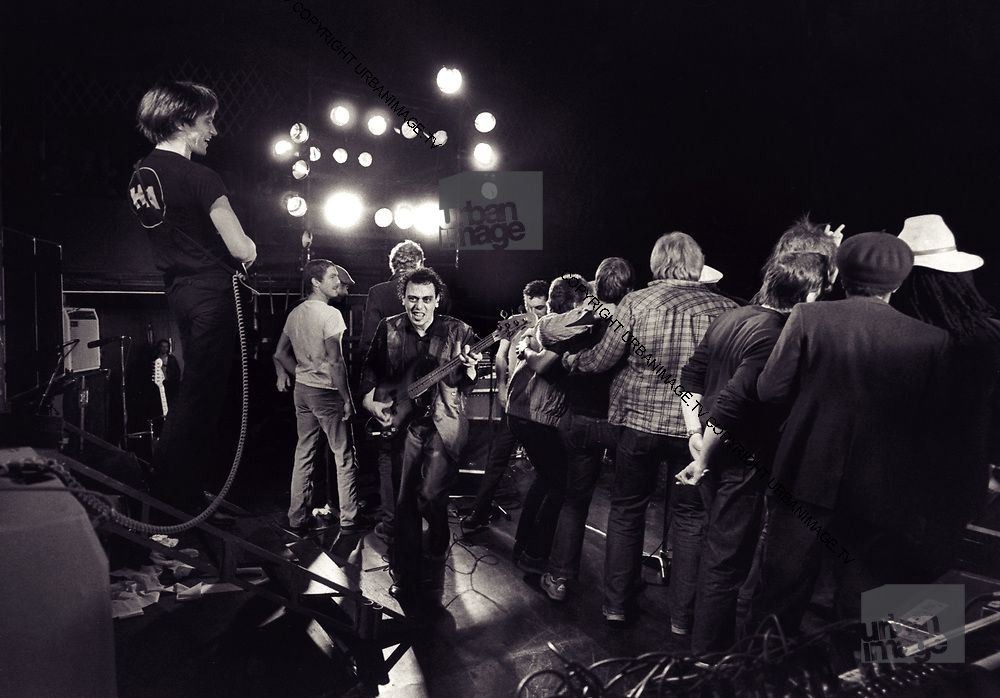 Ian Dury and the Blockheads live with Wilko Johnson