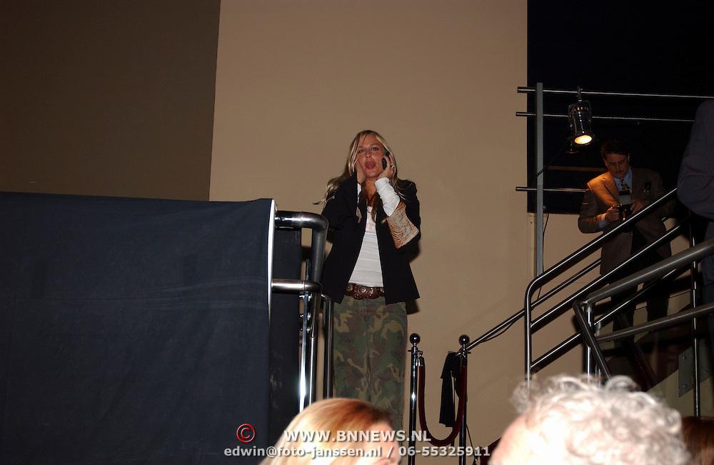 Modeshow Wolford, Priscilla da Palma