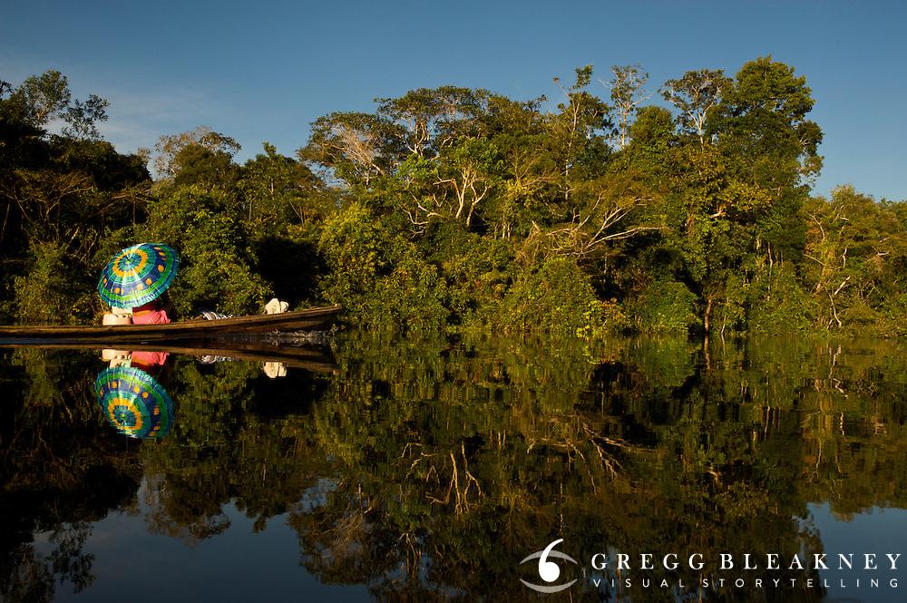 Loretoyacu River - Amazonas - Colombia