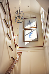 5455 Tates Bank Rd Cambridge, MD Kristen Peakes interor designer Stair stairway