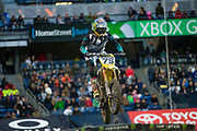 2017 AMA Supercross Series<br /> Century Link Field<br /> Seattle, Washington<br /> April 8, 2017