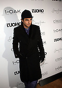 "Zac Posen pictured at the cocktail party celebrating Sean ""Diddy"" Combs appearance on the "" Black on Black "" cover of L'Uomo Vogue's October Music Issue"