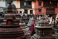 Kathmandu Valley, Nepal, UNESCO Heritage Before Earthquake 2015