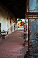 Inner Portico, Mission San Juan Capistrano