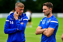 Tom Davies - Ryan Hiscott/JMP - 06/07/2019 - SPORT - Yate Town - Yate, England - Yate Town v Bristol Rovers - Pre Season Friendly