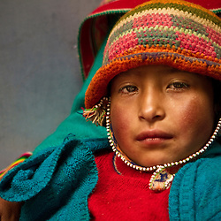 ONE CHILD AT A TIME: PERU