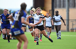 Mackenzie Carson of Bristol Bears Women - Mandatory by-line: Paul Knight/JMP - 02/09/2018 - RUGBY - Shaftsbury Park - Bristol, England - Bristol Bears Women v Dragons Women - Pre-season friendly
